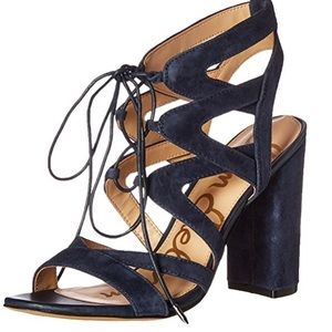 NIB Sam Edelman Yardley Lace- Up Shoes